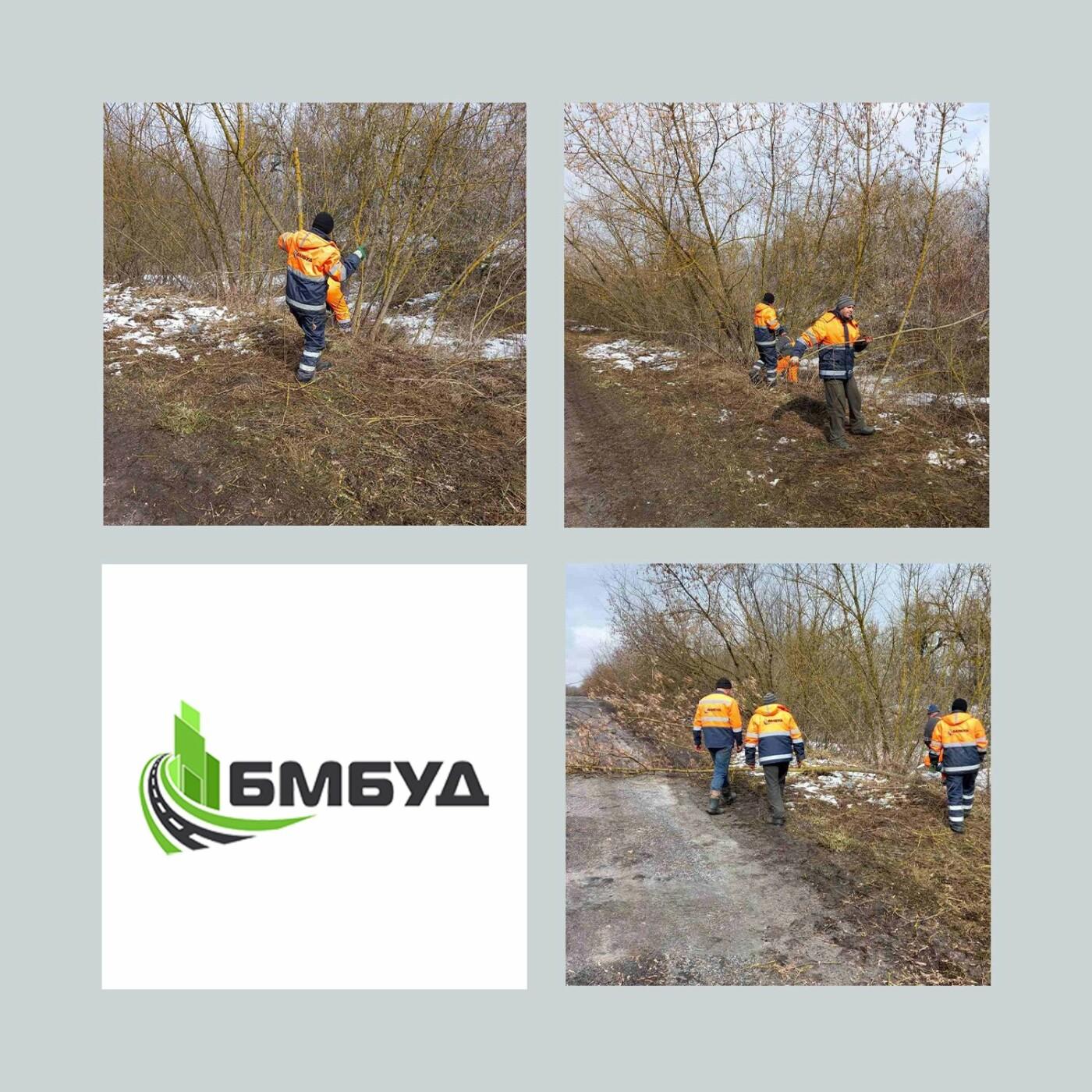 У компанії «БМбуд» розповіли про роботи на дорогах Тернопільщини у березні, фото-1