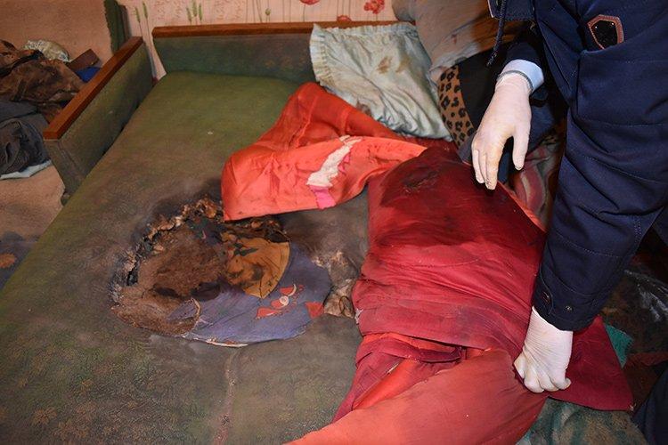 Звіряче вбивство на Тернопільщині: чоловік жорстоко закатував свою дружину (ФОТО, 18+), фото-1