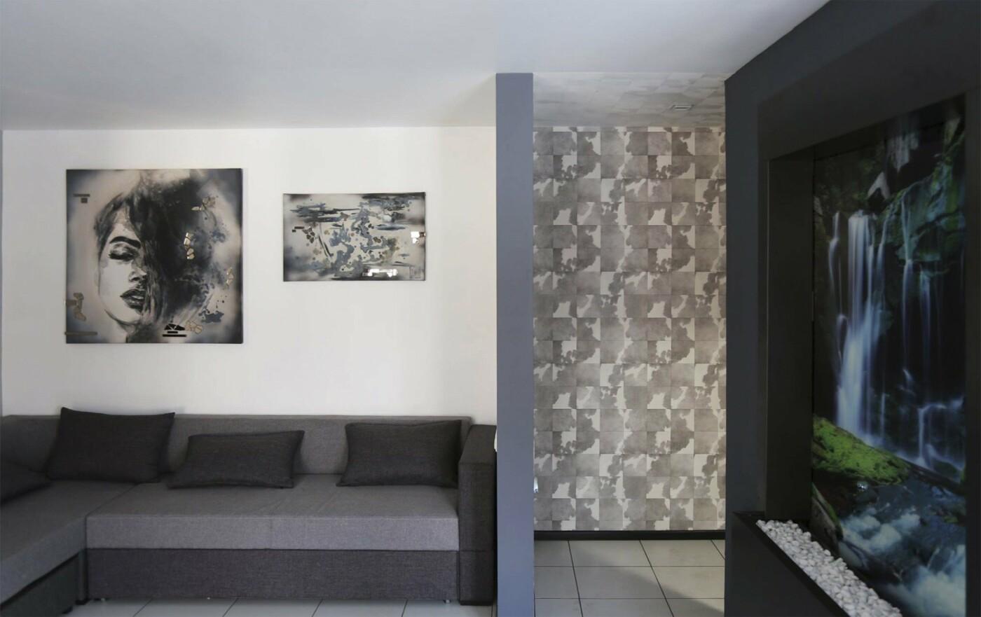 Розпис стін, Дизайн-студія Романа Москаленка