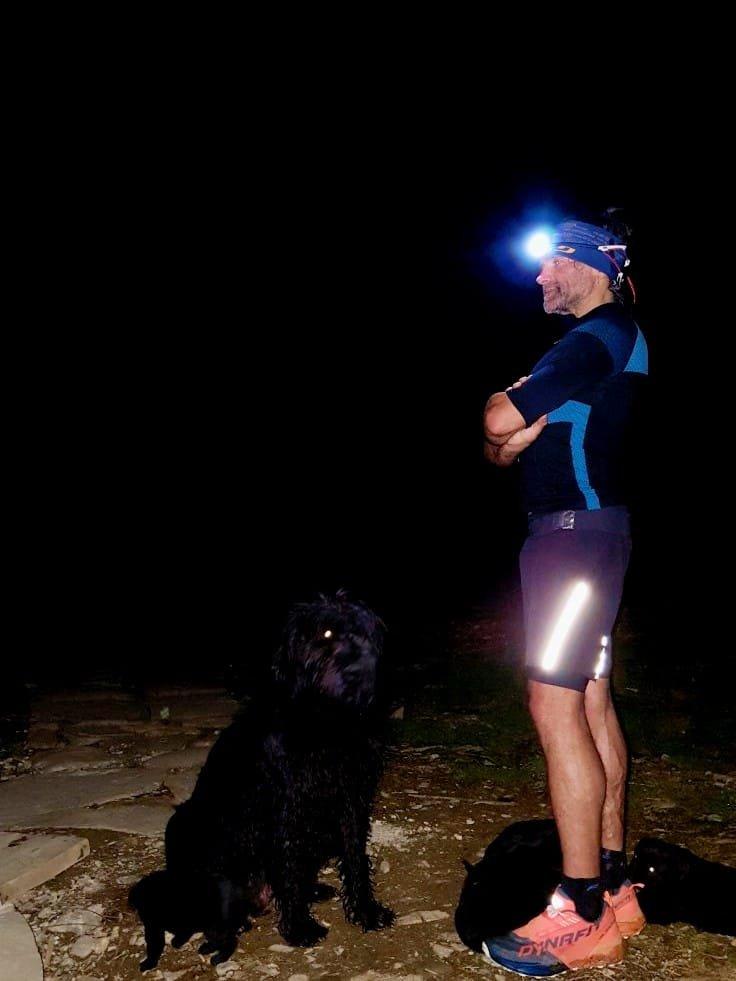 """""""Адреналіну було досить"""": тернополянин розповів, як бігав у в Карпатах з ведмедем (ФОТО), фото-2"""