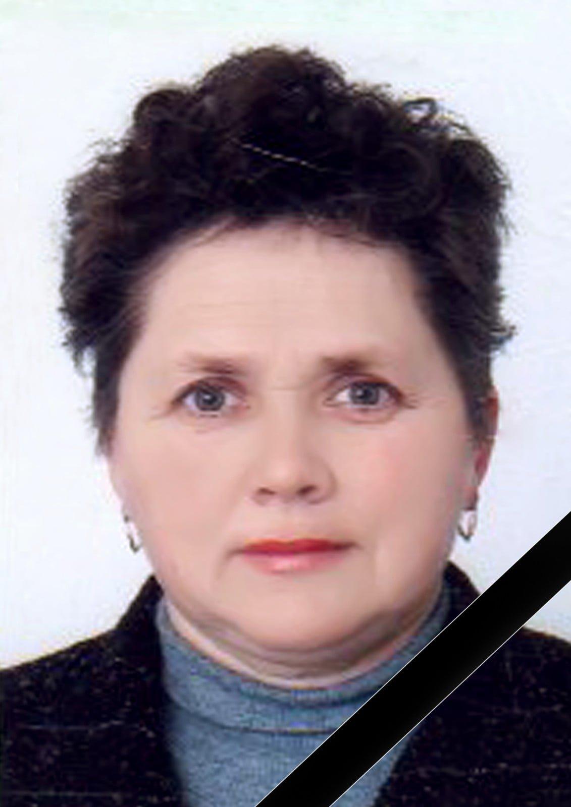"""Померла лікарка тернопільської """"швидкої"""" допомоги (ФОТО), фото-1"""