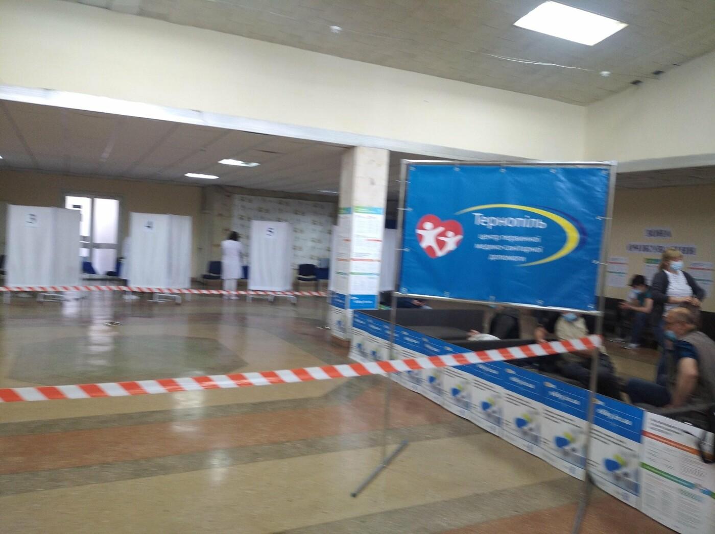 """""""Це початок"""": гігантська черга утворилася біля пункту вакцинації у Тернополі, що відбувається? (ФОТОФАКТ), фото-4"""
