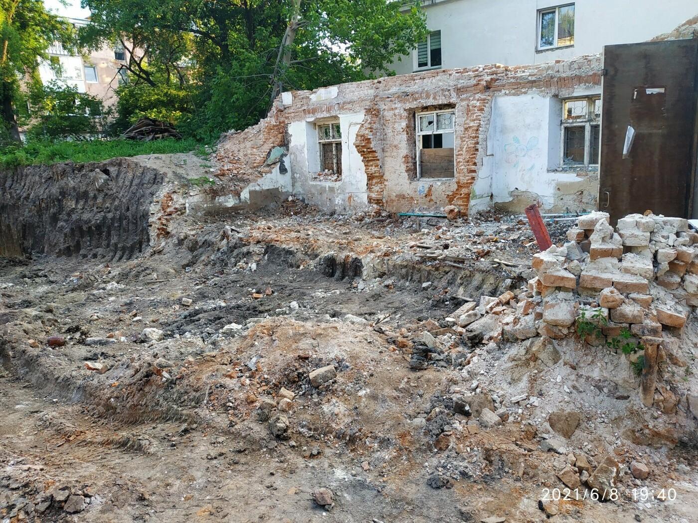 Моторошна знахідка: на будівельному майданчику у Тернополі викопали людські рештки (ФОТО), фото-3