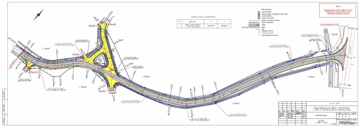 Спеціалісти тернопільського ТОВ «Експерт Проект Плюс» від початку року виготовили 30 проектів на поточний середній ремонт доріг, фото-1