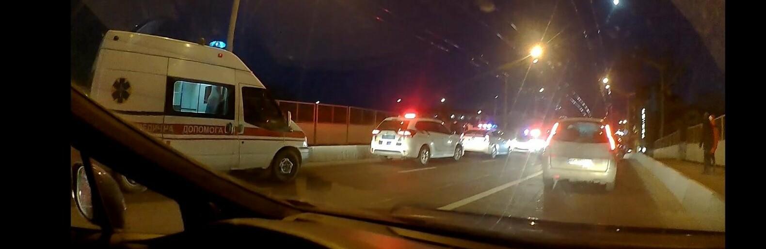У Тернополі чоловік хотів стрибнути з мосту, його дивом врятував випадковий водій, Ірина Герман