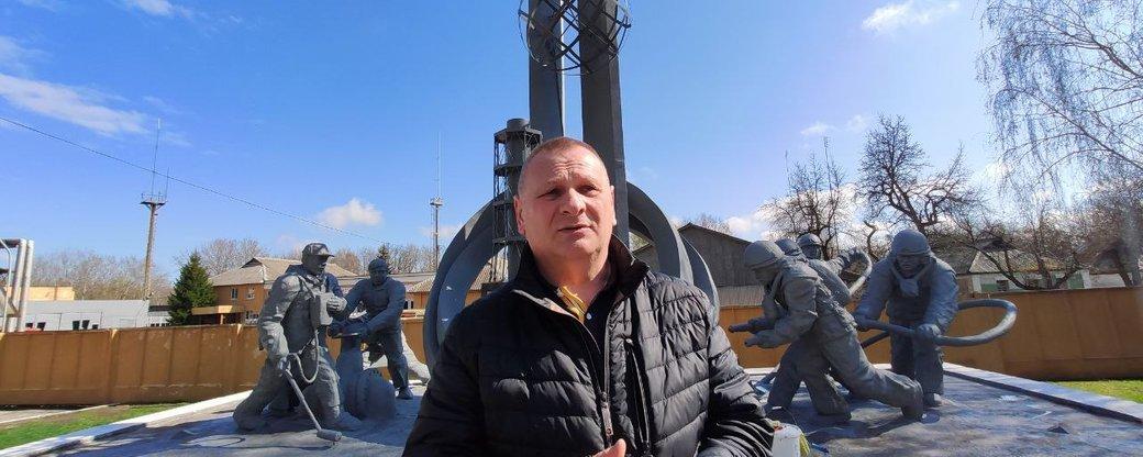103 дні у Чорнобилі: тернополянин-ліквідатор аварії на ЧАЕС розповів, що було найстрашніше, Дмитро Бондаренко